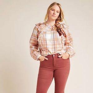 DL1961 x Marianna Hewitt High-Rise Jeans - 26W NWT